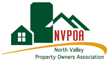 North Valley Property Owners Association Logo